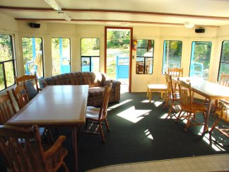 Floating Lodges Houseboat Rentals - Sioux Narrows Ontario